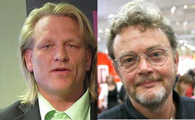 Göran Larsson och Birger Schlaug